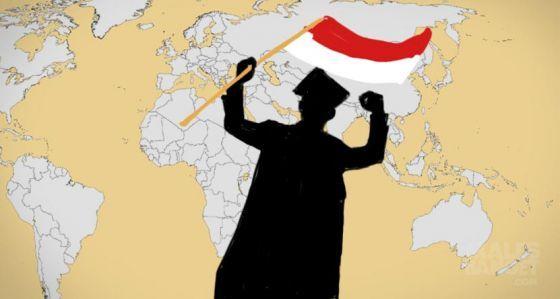 5 Cara Raih Beasiswa Ke Luar Negeri Walau Nilai Pas-Pasan