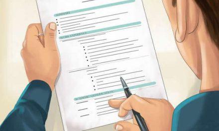 Tips Membuat Curriculum Vitae (CV) Beasiswa