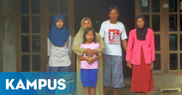 Anak Buruh Tani Kuliah Gratis Di UGM