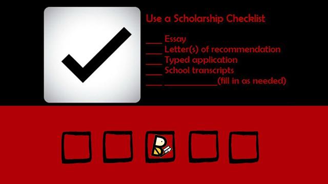 Sudahkah Anda Penuhi Persyaratan Beasiswa Anda?