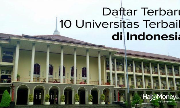 Menemukan 5 Universitas Terbaik di Indonesia 2019