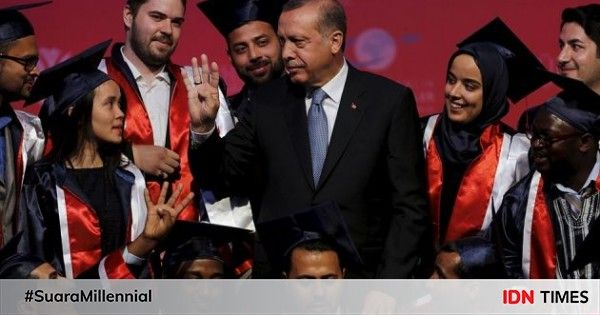 Ini 5 Keutungan Beasiswa Türkiye Bursları Selama Kuliah