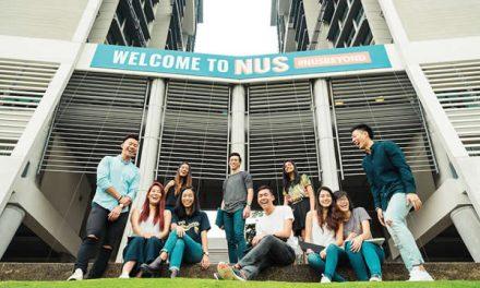 Beasiswa S1 Singapura di National University of Singapore (NUS)