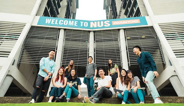 Beasiswa S1 Singapura di National University of Singapore (NUS)