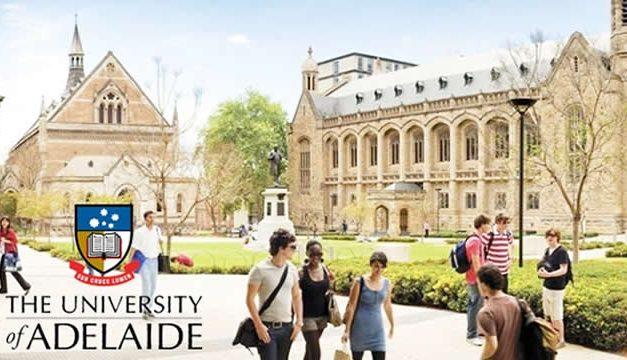 Beasiswa S2 dan S3 di University of Adelaide, Australia
