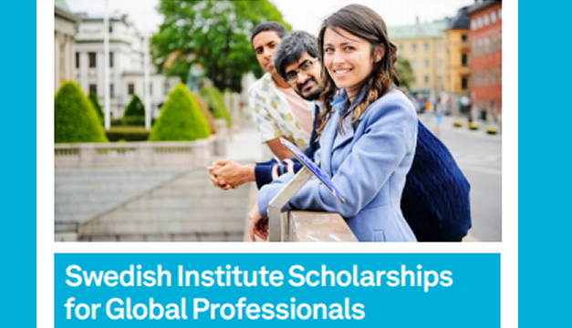 Beasiswa S2 di Swedia – Swedish Institute Scholarships for Global Professionals (SISGP)