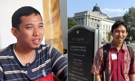 Taufiq Effendi, Tunanetra yang Dapat Beasiswa di 8 Kampus Luar Negeri dan Lulus Cumlaude