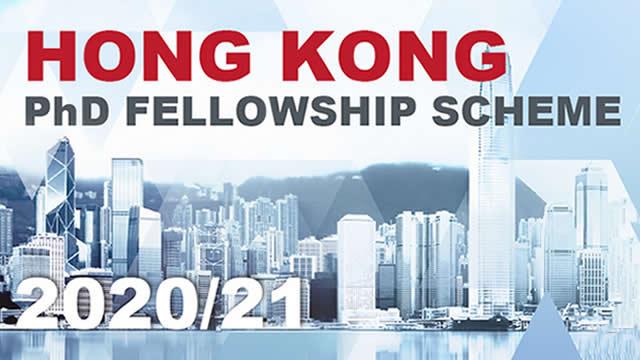 Beasiswa Hong Kong PhD Fellowship Scheme (HKPFS) 2020/2021