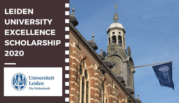 Beasiswa S2 Belanda – Leiden University Excellence Scholarship Programme 2020