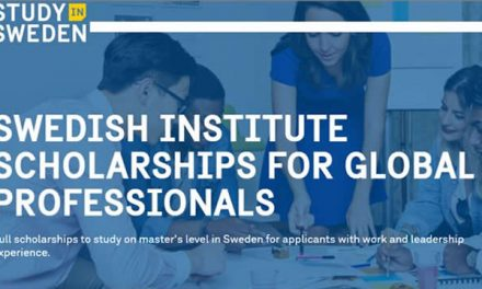 Beasiswa S2 Swedia – Swedish Institute Scholarships for Global Professionals (SISGP)