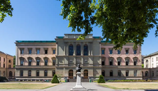 Beasiswa S2 Swiss di University of Geneva