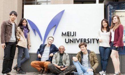 Meiji University Tawarkan Beasiswa S1, S2 dan S3 di Jepang
