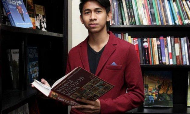 5 Fakta Menarik Turah Parthayana, YouTuber Indonesia yang Dapat Beasiswa di Rusia