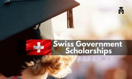 Beasiswa S3, Post-Doctoral dan Riset dari Swiss Government Excellence Scholarships