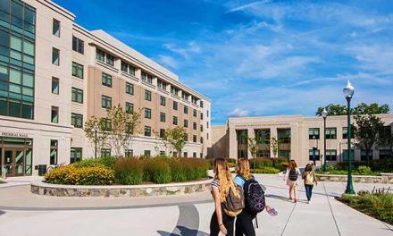 Beasiswa di American University AS Jenjang S1 2020 – 2021
